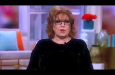 Joy Behar Video